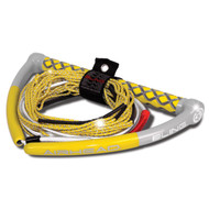 AIRHEAD BLING Spectra Wakeboard Rope - 75' 5-Section - Yellow AHWR-12BL