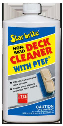 Starbrite Non-Skid Deck Cleaner with PTEF 32 oz.