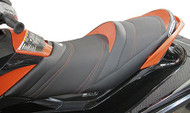 SeaDoo RXT-X 260 S3 JetTrim RIVA Seat Cover Fire Red Black NEW RS5-S3-4