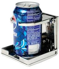 SEACHOICE CHROME ADJUSTABLE DRINK HOLDER SCP 79411