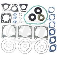 Polaris Complete Gasket Kit 1200 DI V1 Virage Txi /Genesis I /Octane /Virage TX 2001 2002 2003 2004 2005 (48-308)