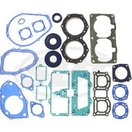 Yamaha Complete Gasket Kit 701 61X Single Carb Blaster /Pro VXR /FX-1 /Super Jet /Wave Runner III GP /Venture /Raider 700X /Exciter 1993 1994 1995 1996 1997 (48-402A)