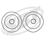 Polaris Head O'Ring Kit 700 SLH /SL 700 /SL 900 /SLT /SLTX /SL 700 DLX /SL1050 /SLT 700 /SLTH /SLTX /SLXH /Genesis /Pro 1200 /Virage TX /Virage Txi /Freedom /Octane /Genesis I /MSX 140 /Virage I 1995 1996 1997 1998 1999 2000 2001 2002 2003 2004 2005 (53-302)