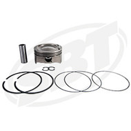 Sea-Doo Piston & Ring Set (.5MM) 4-Tec Supercharged GTX 4 Tec SC /RXP SC /Challenger 180 /Sportster 200 /RXT /Speedster SC /Sportster SCIC /Challenger 230 420890083 2003 2004 2005 2006 2007 (47-113-1)