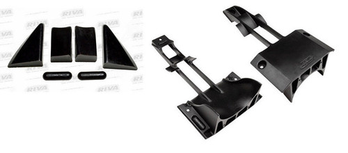 SeaDoo SPARK RIVA Performance Top-Loader Intake Grate & Pump Seal Kit (RS22130/RS25130)