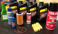 SeaDoo 4-TEC PWC Winterization & Maintenance Oil Change Kit RXT GTX RXP GTI GTR