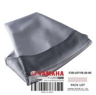 YAMAHA OEM Seat Cover 1 F2S-U371B-20-00 2013-2015 FX HO / SHO / SVHO PWC Models