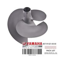 YAMAHA OEM Impeller 6ET-R1321-00-00 2014-2015 FX Cruiser / SVHO Replacement Part