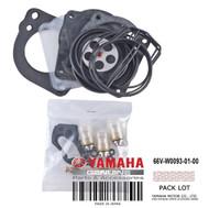 YAMAHA OEM Carburator Repair Kit 66V-W0093-01-00 2000-2005 Jet Boat XR & PWCs