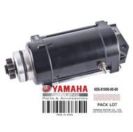 YAMAHA OEM Starting Motor Assembly 6S5-81800-00-00 2008-2015 PWCs and Jet Boats