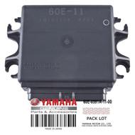 YAMAHA OEM ENGINE CONTROL UNIT 60E-8591A-11-00 2004 FX140 and FX Cruiser PWCs