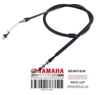 YAMAHA OEM Throttle Cable 1 6D3-26311-02-00 2005-2009 VX Cruiser Deluxe & Sport