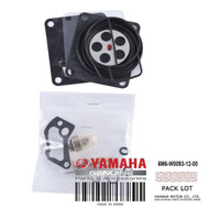 YAMAHA OEM Carb Repair Kit 6M6-W0093-12-00 1994-1997 FX VXR PWCs + Super Jets