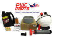 SeaDoo BRP Oil Change Kit RXP-X RXT-X 4-TEC Filter Wear Ring 267000372 Pump Extractor & Impeller Tool
