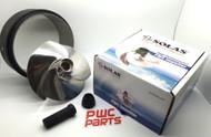 SeaDoo SPARK 90hp SOLAS Impeller STAINLESS Sleeve Wear Ring Tool Kit SK-CD-13/18