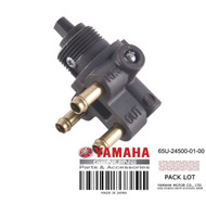 YAMAHA OEM Fuel Cock Assembly 65U-24500-01-00 2000-2004 GP 800 & XL 700 PWCs