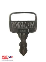 YAMAHA OEM #832 Ignition Key 90890-56020-00