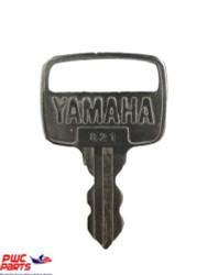 YAMAHA OEM #821 Ignition Key 90890-56016-00