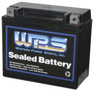 KAWASAKI 750/650/550/440 JS SS SX SXI XIR ST WPS Sealed AGM Battery 12V16CLB