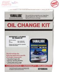 YAMAHA Watercraft III Oil Change Kit LUB-3WTRC-KT-20