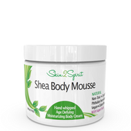 Fair Trade Shea Body Mousse