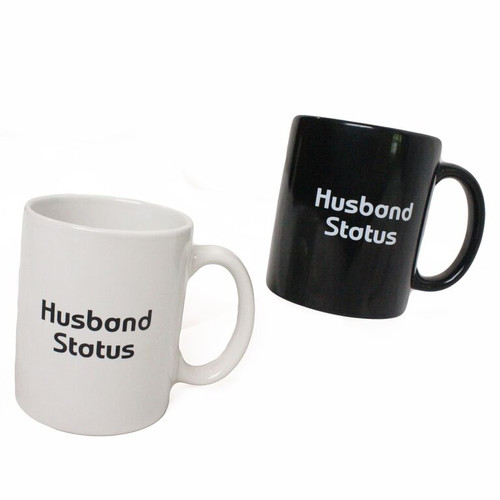 Husband Status Gay Coffee Mug