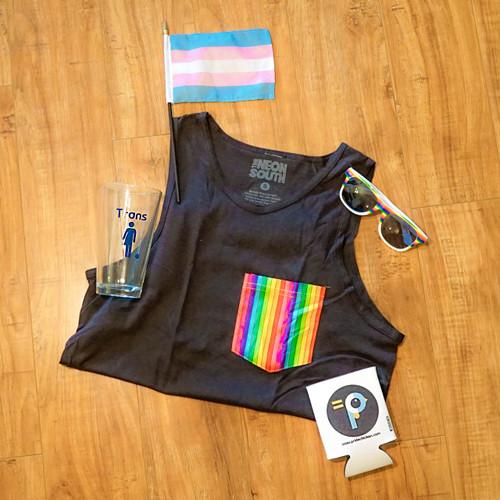 Trans Pride Box