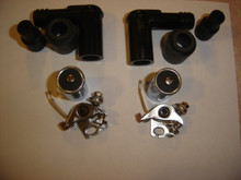 Rotax points n condensor tune up kit NGK ultralight aircraft engine