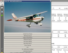 Cessna 152 service maintenance manual D2064-1-13 n engine manuals