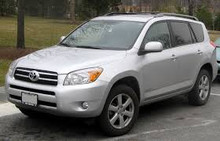 Toyota Rav 4 service repair shop manual 2006