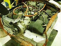 Continental aircraft engine TSIO-470 service overhaul manual set