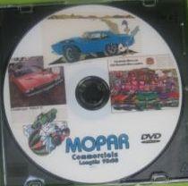 Dodge Mopar rare vintage TV commercials 1953 to 1970
