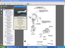 Cessna aircraft component service manual 300 400 series D5266--2-13