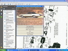 1988 Cadillac Deville factory service manual