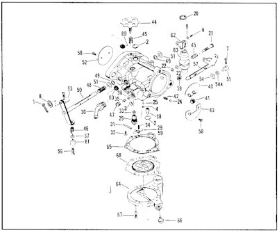 tillotson hd hr hl carburetor service repair manual instant download rh aeroteks com Tillotson Carburetor Kits Tillotson Chainsaw Carburetor