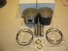 Rotax  377 pistons