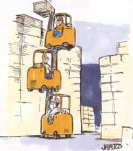 Fork lift service n repair manual