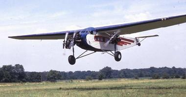Ford trimotor aircraft 1929 operators manual tri motor download