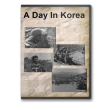 A Day In Korea Documentary DVD