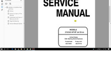 Mercury Marine 210  240 HP m2 Jet Drive Service Manual 90-877837