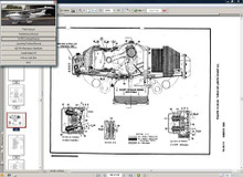 Cessna 182 & Skylane service maintenance manual set + engine 1969 - 1976 w A/ds.