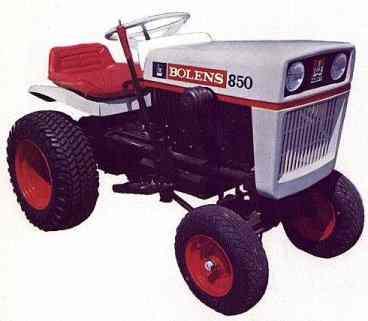 olens 600 700 800 900 tractor service manual rh aeroteks com Bolens Diesel Iseki Tractors FMC Bolens Tractor