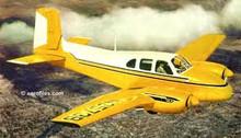 Beechcraft B50 Twin Bonanza Service maintenance manual set library