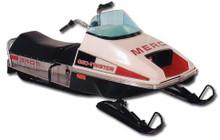 Mercury Master snowmobile service repair manual