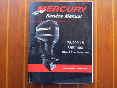 Mercury Optimax smartcraft manual