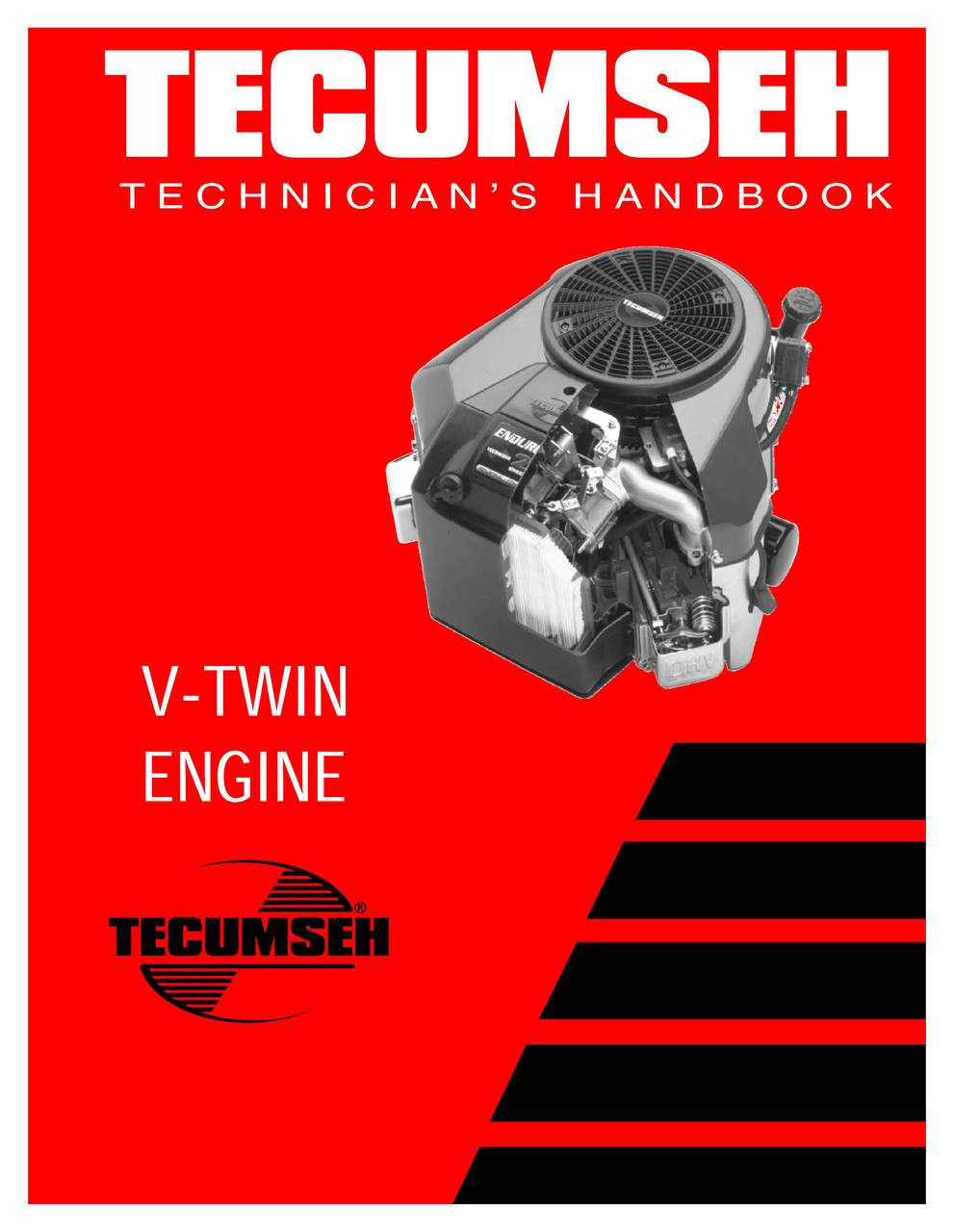 tecumseh engine service repair manual ohh ohv 4 cycle ohh50 65 rh aeroteks com Tractor Service Manuals Service Manuals