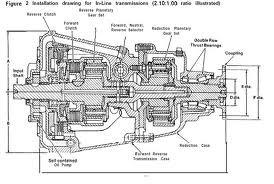 velvet drive marine boat transmission repair service