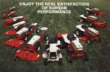 Gravely Pro G tractor manual service parts operations