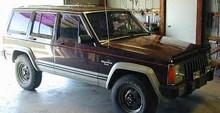 Jeep XJ  factory service manual  2001 Cherokee