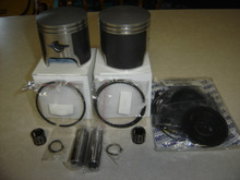 Kawasaki 340 UL engine piston for ultralight aircraft engine std bore